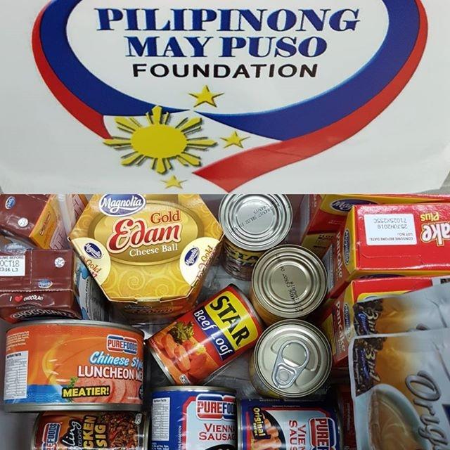 Groceries received Malacanang G - vicsimon   ello