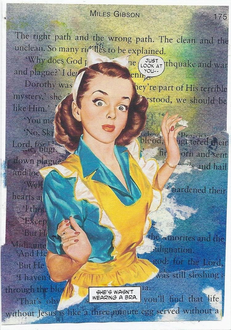 Romance, Miles Gibson - postcards - milesgibson | ello