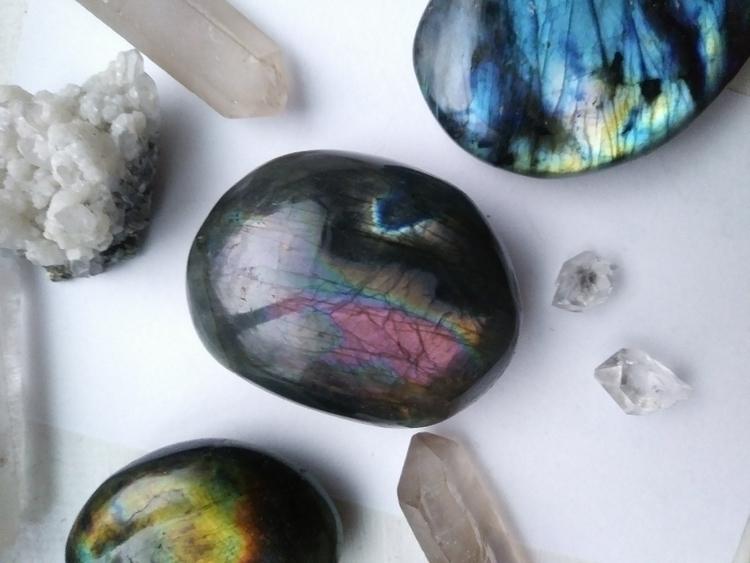 Gemstones masterpieces - crystallove - simplyaffinity | ello