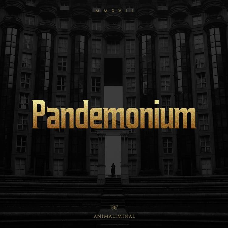 Pandemonium. Customized Letteri - karthikvernekar | ello