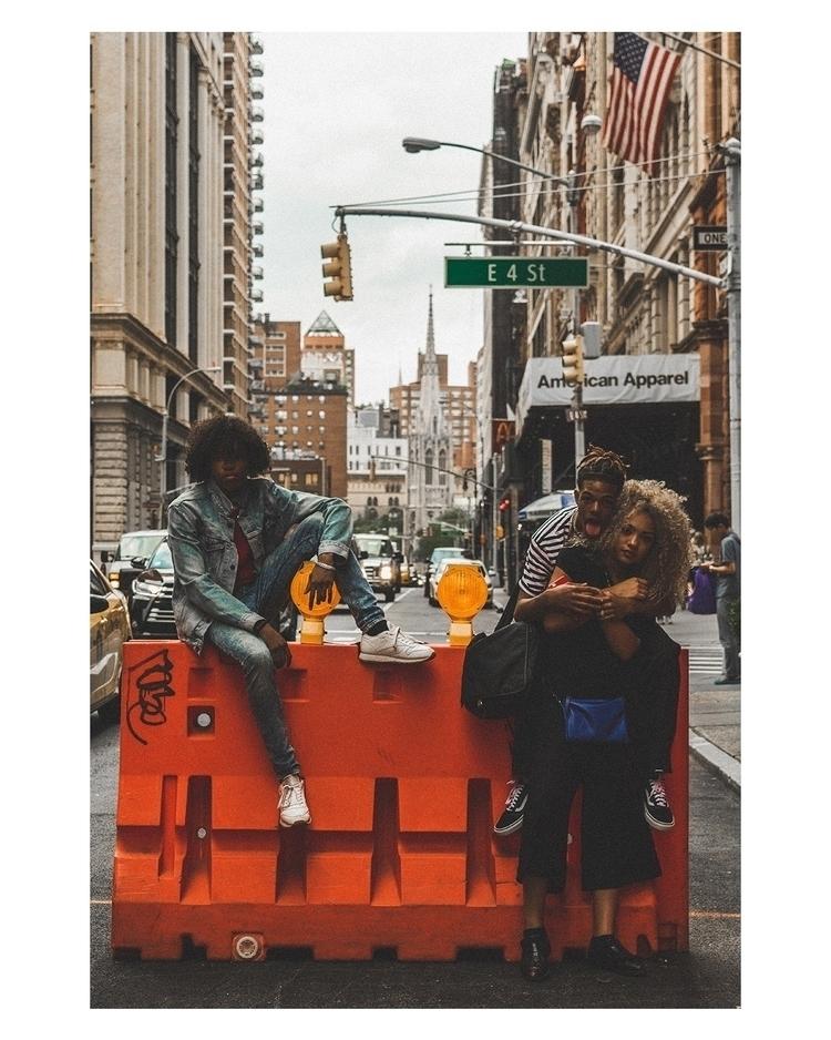 NYC homies - tobiassoar | ello