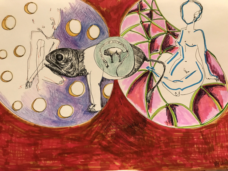 Art Transaction Beasts - beasts - lenismoragdova | ello