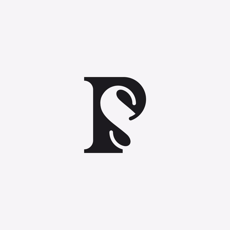 PS Monogram - Branding, Identity - nikolastosic_ | ello