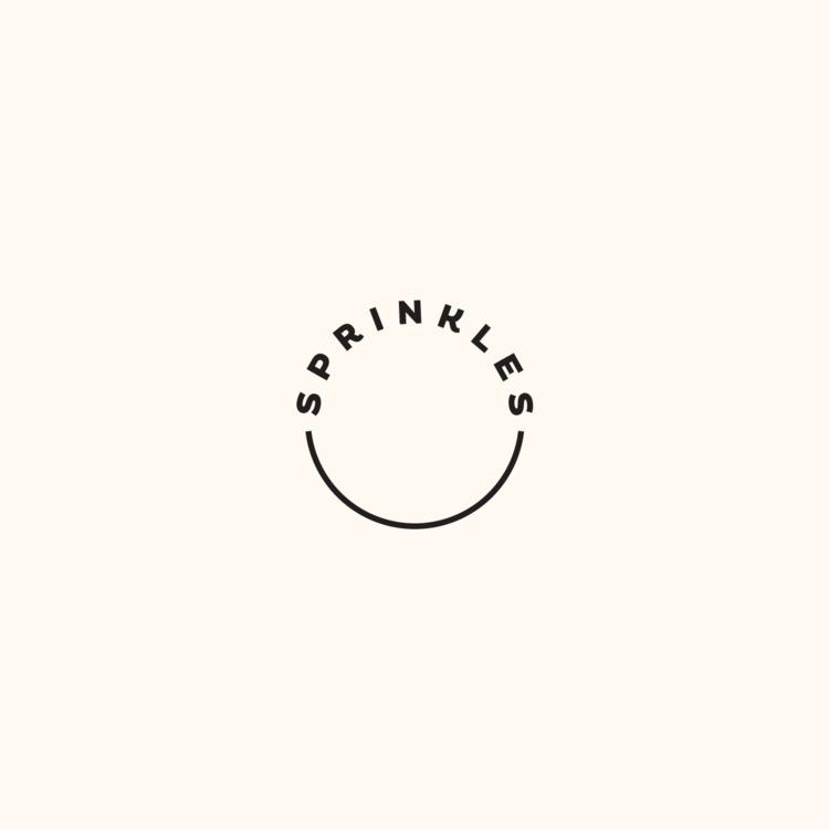 Logo design Sprinkles, ice crea - jessepyysalo | ello