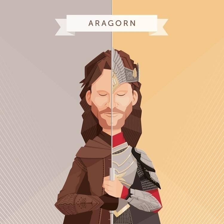 Viggo Mortensen Aragorn | Perso - stefrosselli | ello