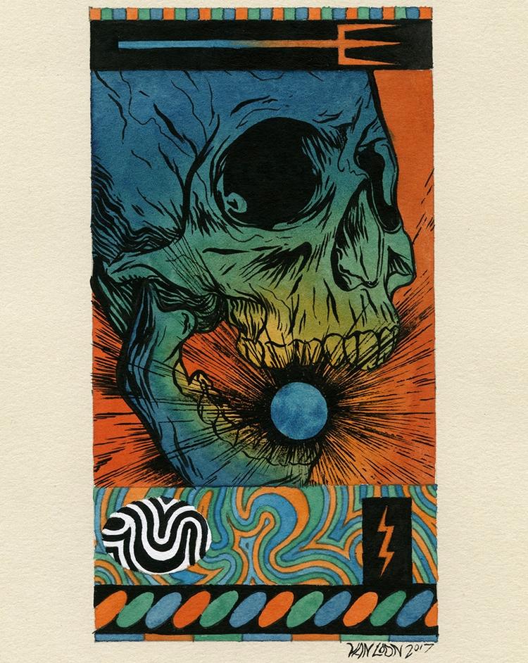 2017 Skull (Neptune Neptune) Wa - jacobvanloon | ello