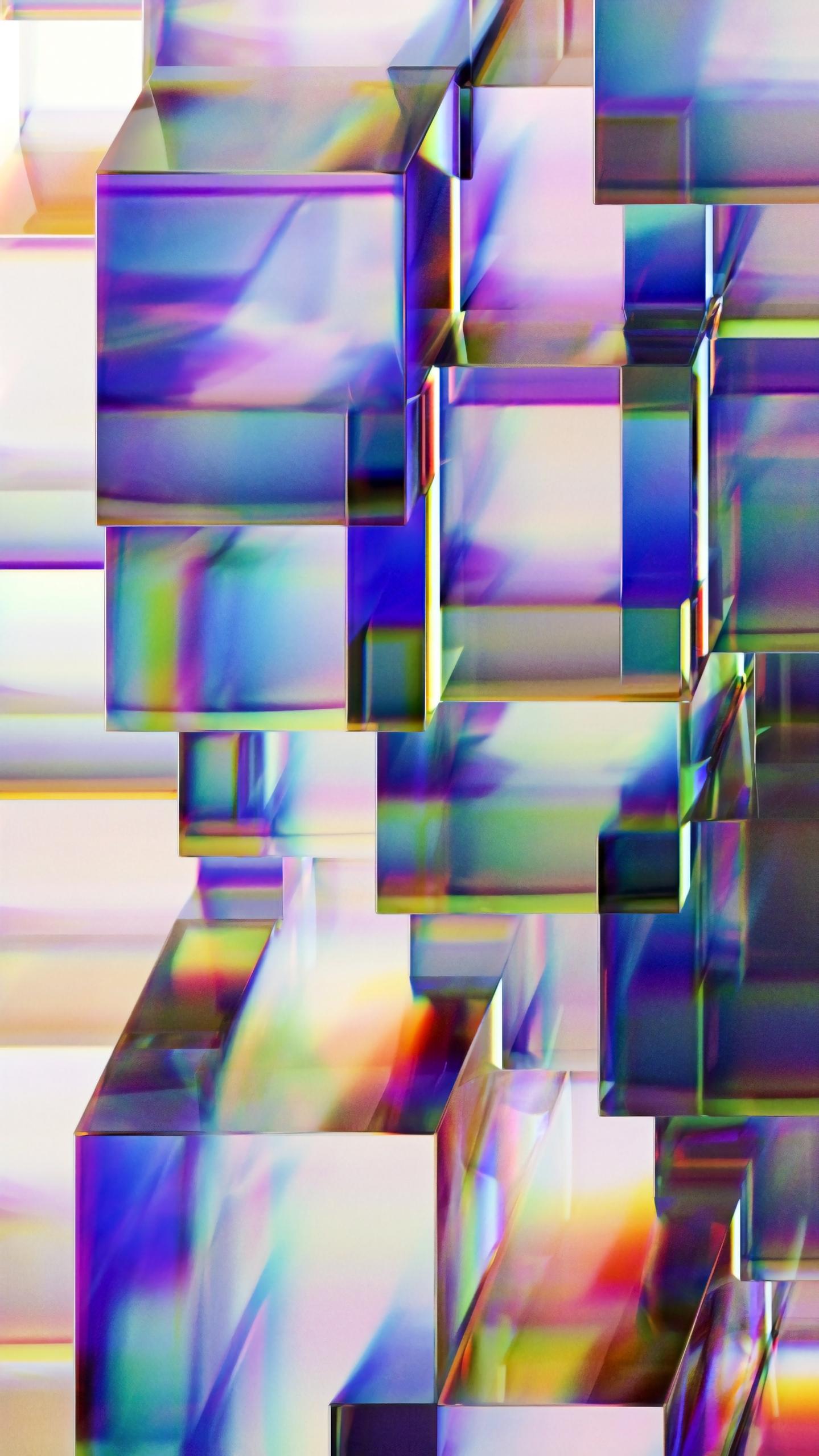 Dispersion Blocks / Close - 3d, cgi - danielmedina3d | ello