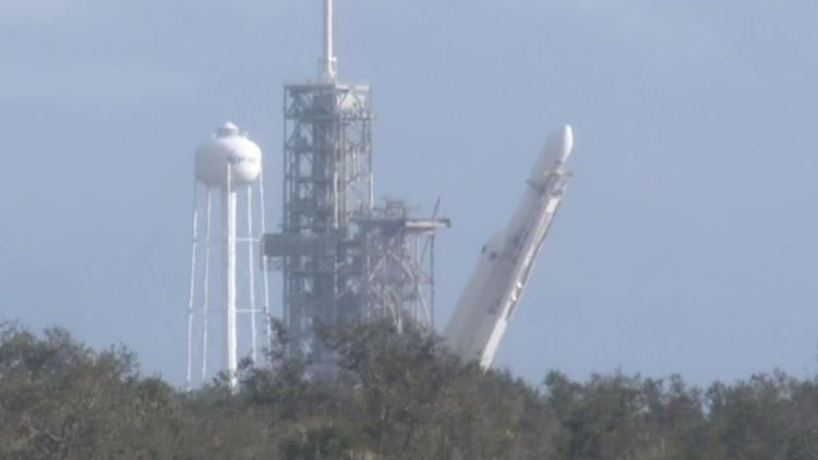 El cohete Falcon Heavy irá Mart - codigooculto | ello