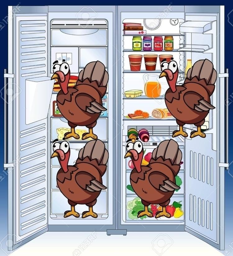 turkeys freezer. pretty chilly - ccruzme | ello