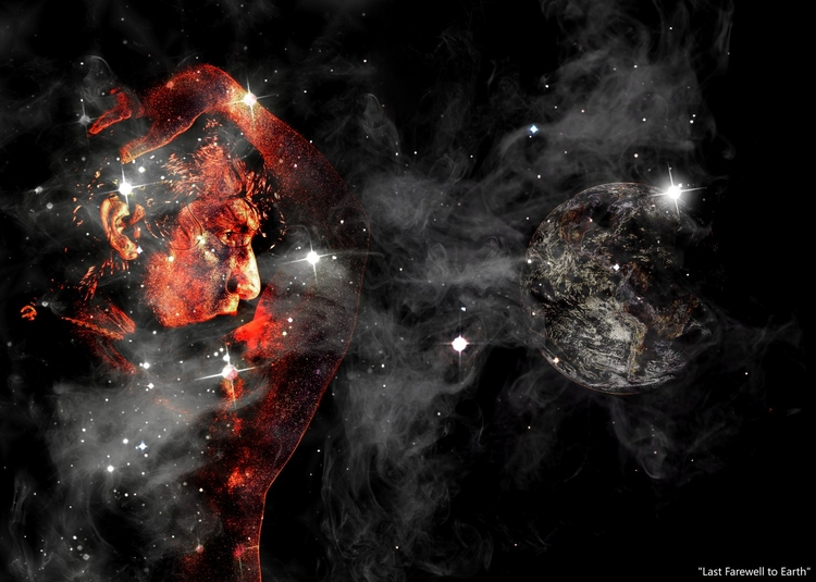 Farewell Earth Fantasies Mad Cr - greycrossstudios   ello