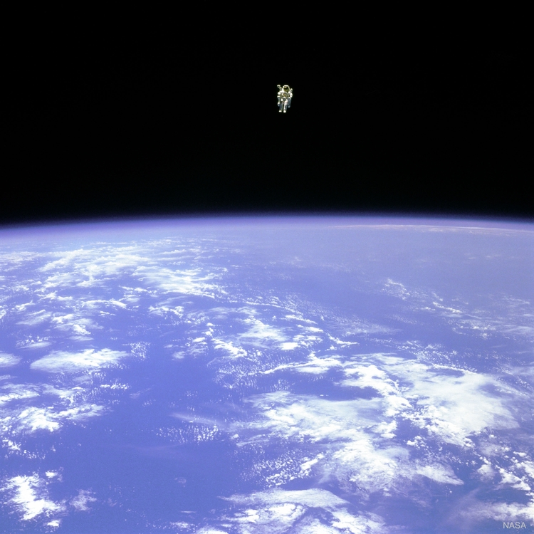 nasa, space, dream, astronaut - valosalo | ello