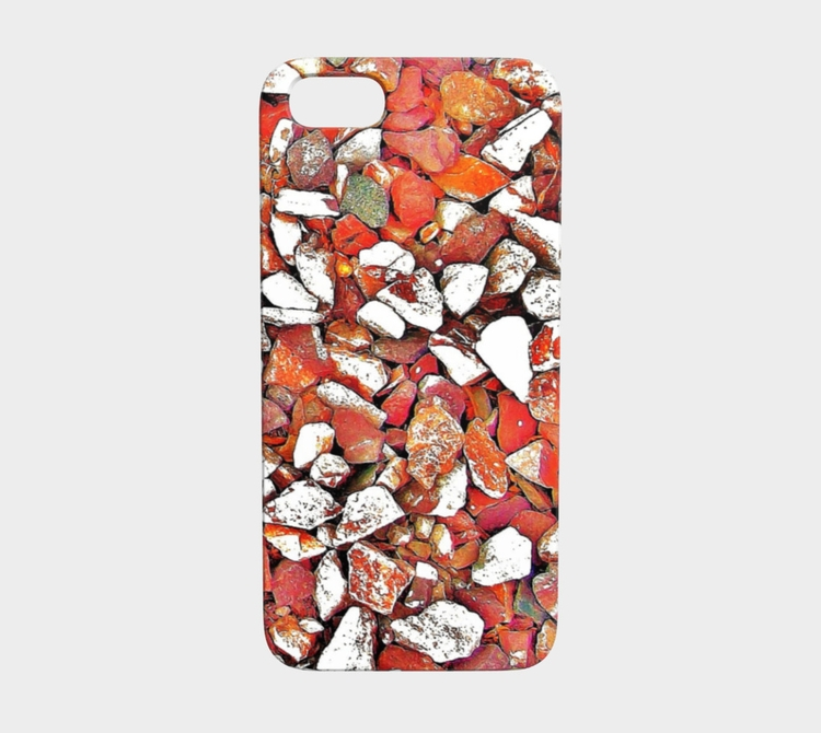 Gravel Abstract iphone case - accessories - sirhowardlee | ello
