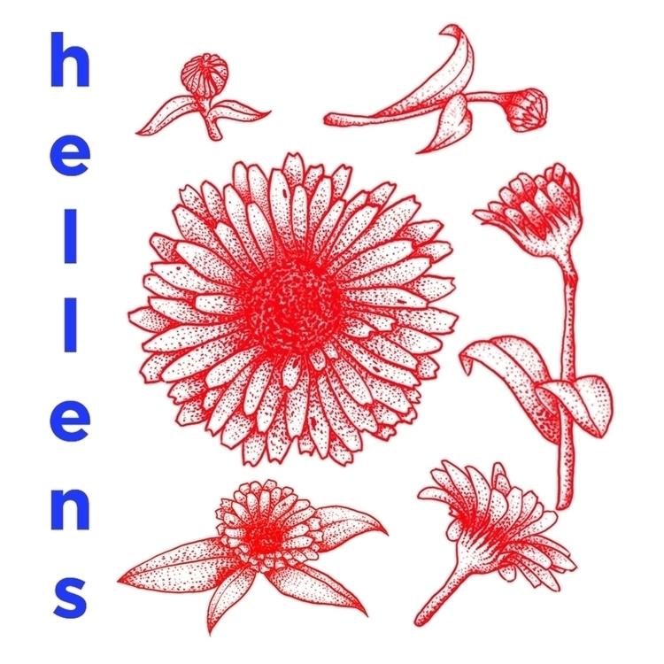 Artwork Hellens band Tanggerang - chaoticsense   ello