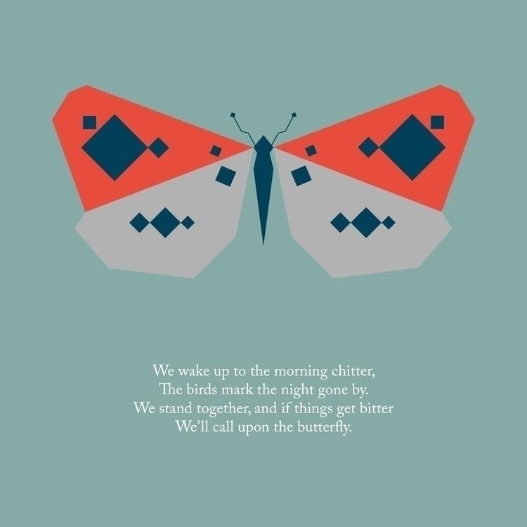 Butterfly - writing, literature - kurtaspaharo | ello