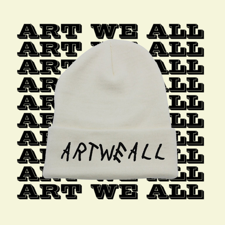Bone/Black Black/White Art Wint - artweall | ello