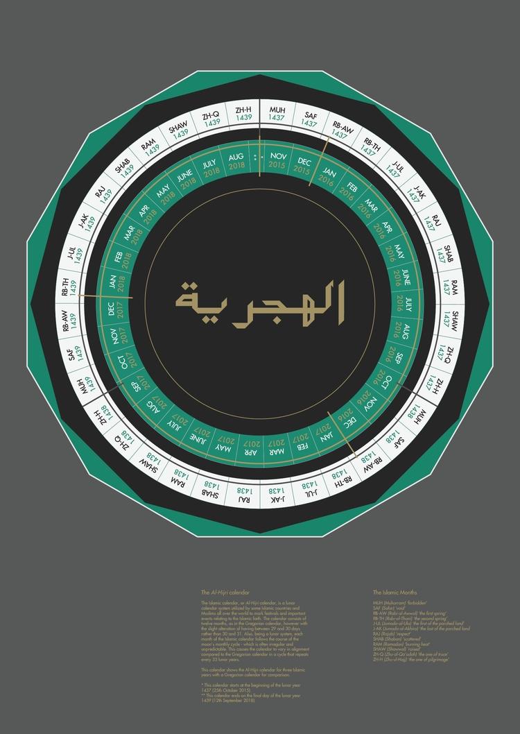 Al-Hijri Calendar calendar desi - arkadinarium | ello