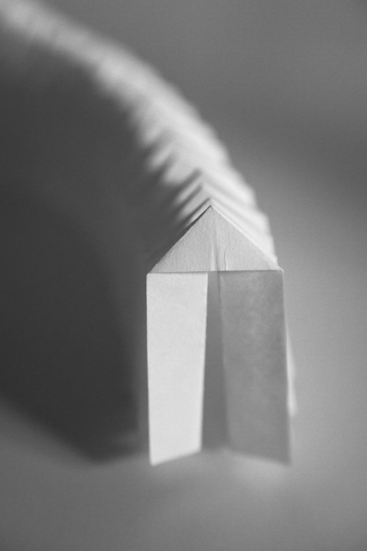 Maison Origami - photography, paper - marcushammerschmitt | ello