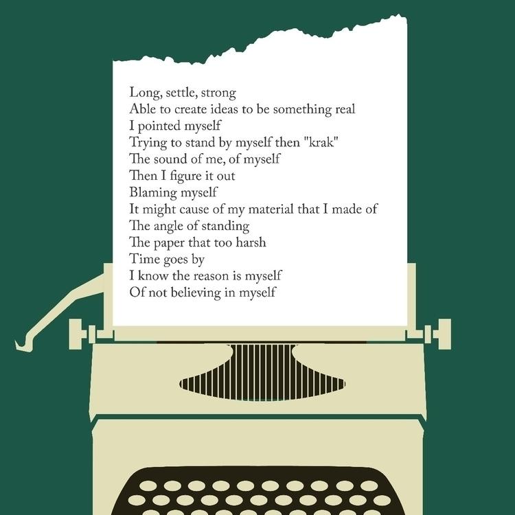 Writer - poem, writer, fiction, literature - kurtaspaharo | ello