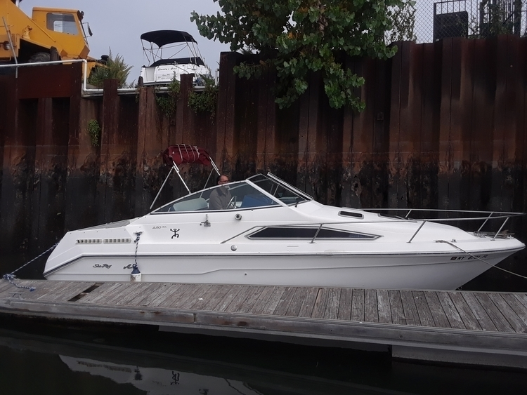 boat ready fishing - findog2 | ello