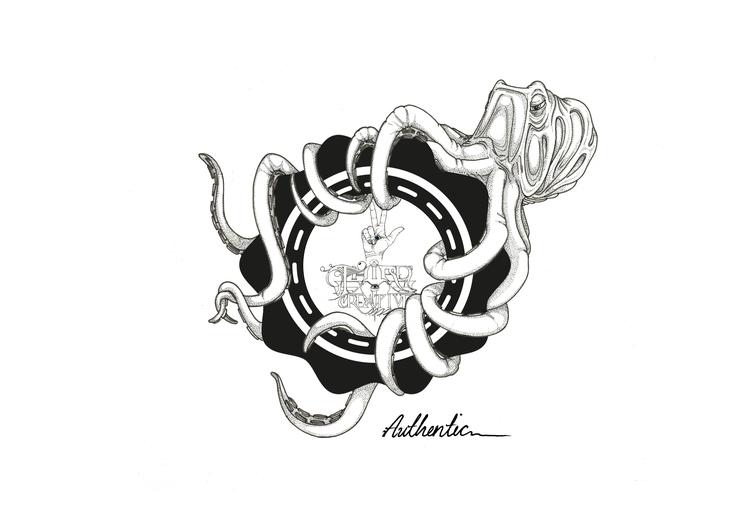 Seal authenticity - authentic, octopus - thirdeyecreative | ello