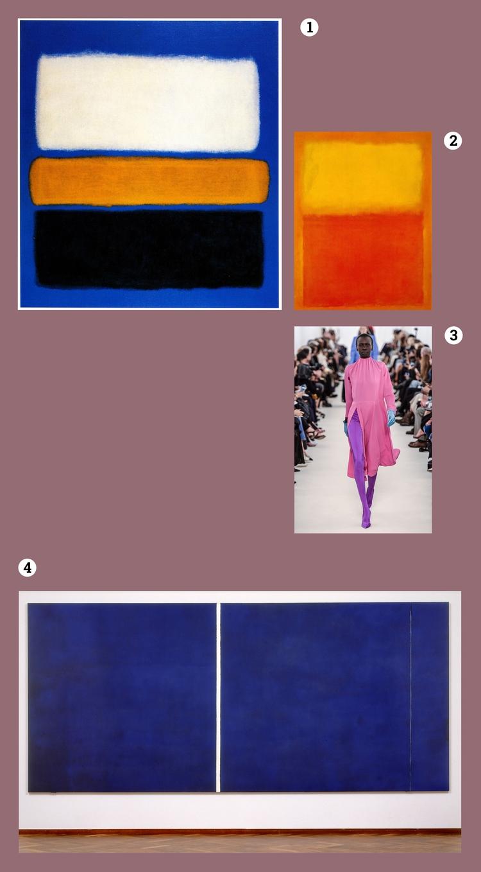 Abstract expressionism MOODboar - s_u_ | ello