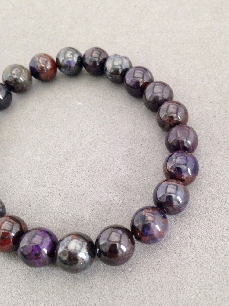 Sugilite metaphysical world car - soulluvshop | ello
