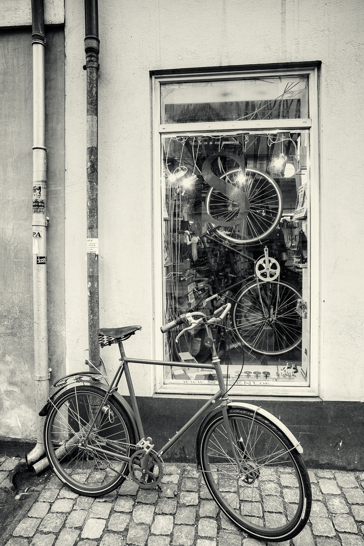 Sogreni bike - Denmark, Copenhagen - toni_ertl | ello