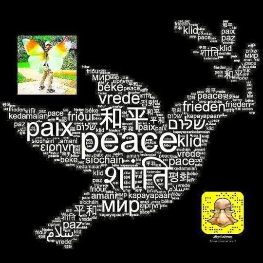 Happy World Peace Day - WorldPeaceDay - vicsimon | ello
