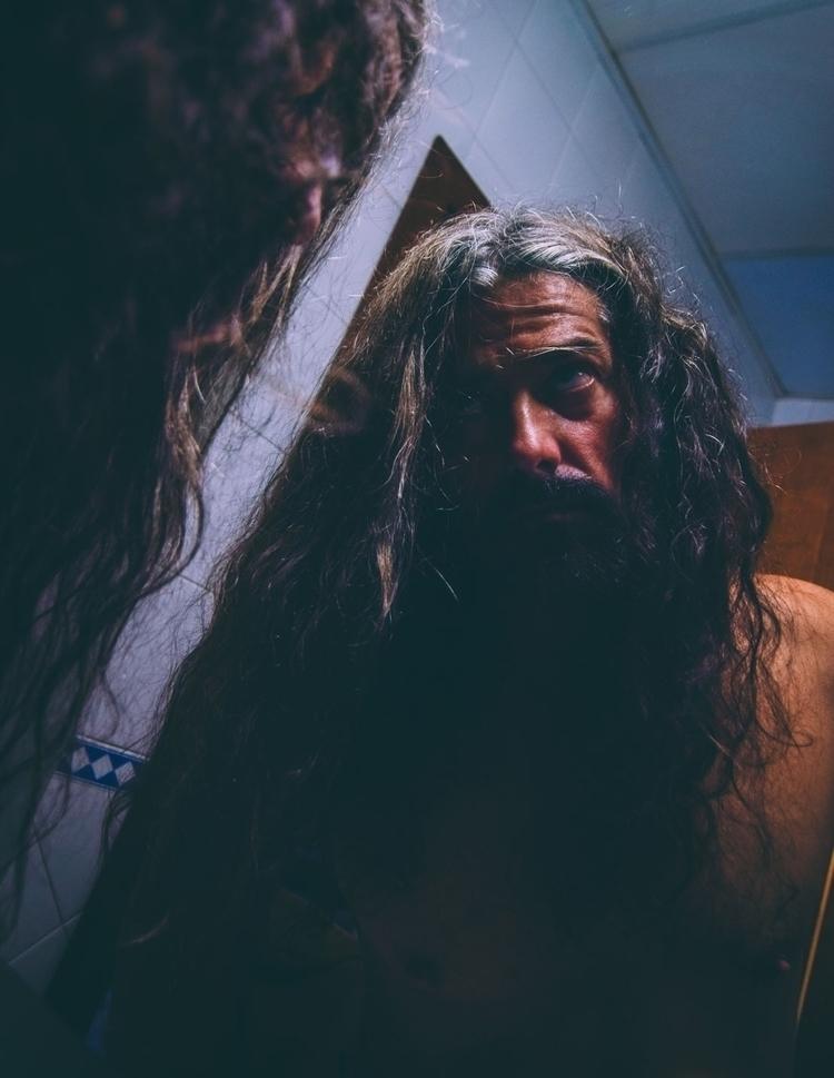 blackanoel - mirror, angry, upset - natxodiego | ello