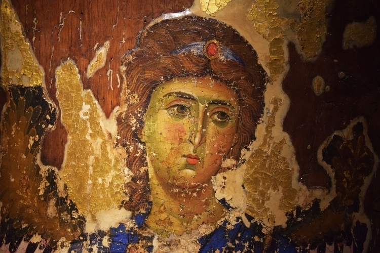 Archangel Michael exquisite fra - ahe | ello