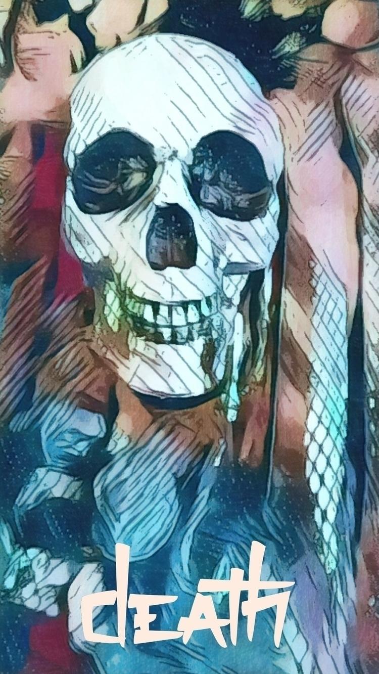 DEATH - novaexpress93, death, tarot - novaexpress93 | ello
