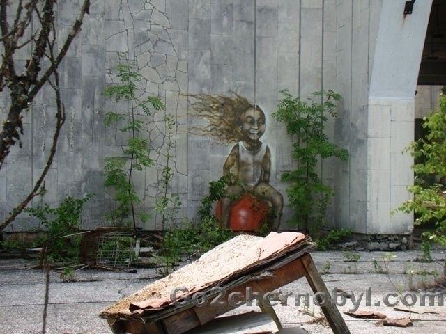 Visit Chernobyl Today? allowed  - oliperez | ello