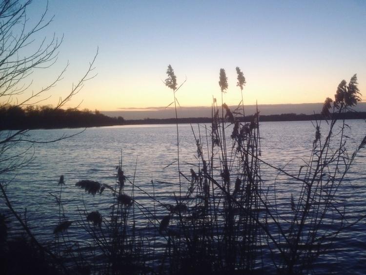 silence sunset lake tegeler - laketegel - jensson | ello