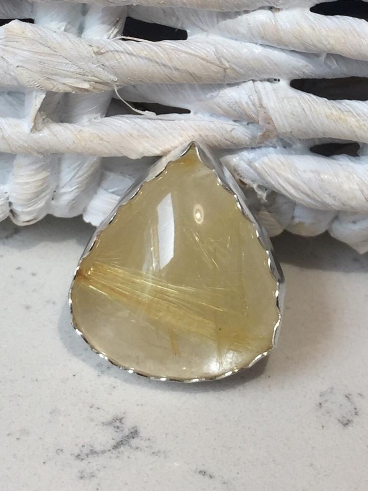 Golden Rutilite - goldenrutilite - bellabychrista | ello