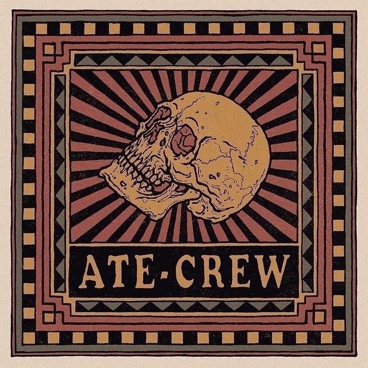 ate, ate-crew, esze, sidas, art - esze_ate | ello