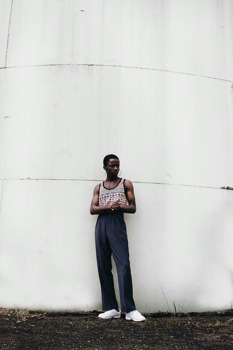 styling Adesoji Favour. Model F - checheuduma | ello