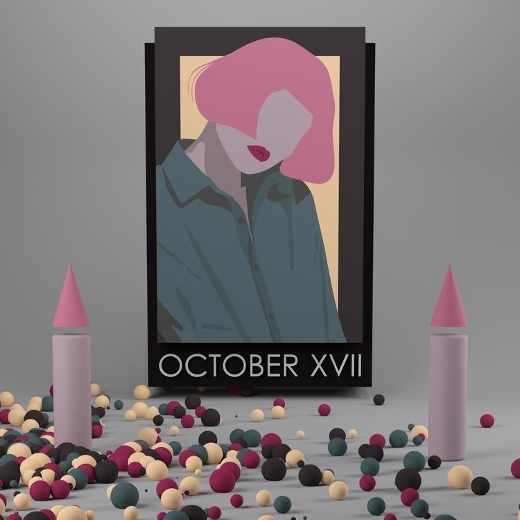 OCTOBER XVII Tumblr - Instagram - g-vnct | ello