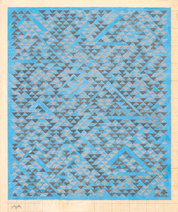 Anni 1968. Josef Albers Foundat - bauhaus-movement | ello