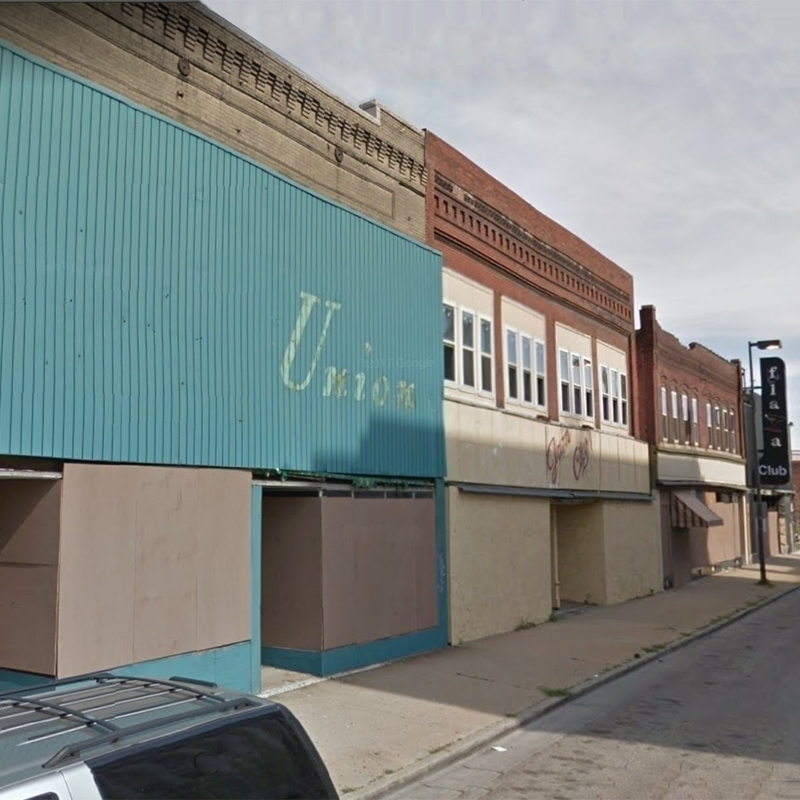 Storefronts // Union Joint (Col - dispel   ello