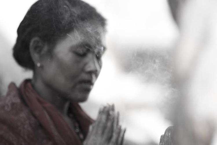 Nepal, Asia, himalaja, pray, religion - damidu   ello