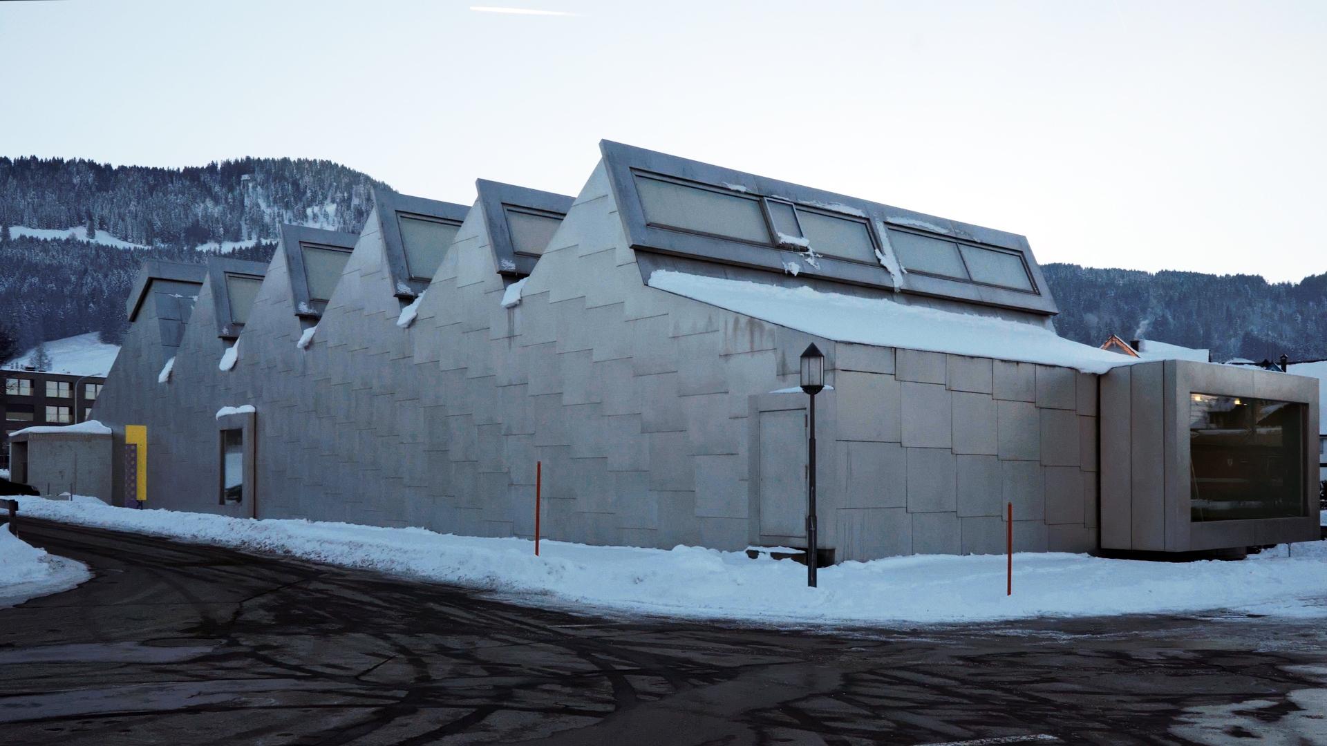 ArcDog Film: Kunstmuseum Appenz - arcdog | ello