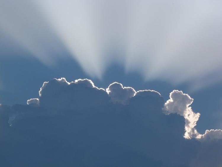 Sky, Clouds, Wolken, Hallelujah - sbulazel | ello
