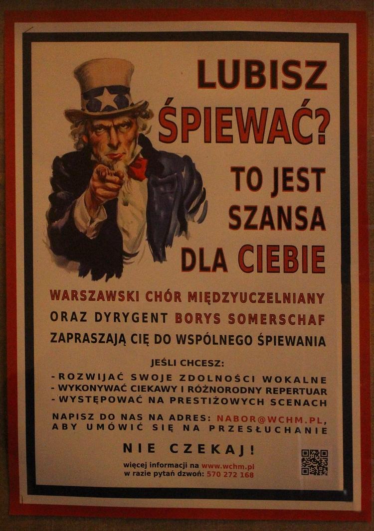 sing? chance. Warsaw, Poland 20 - ddailey | ello