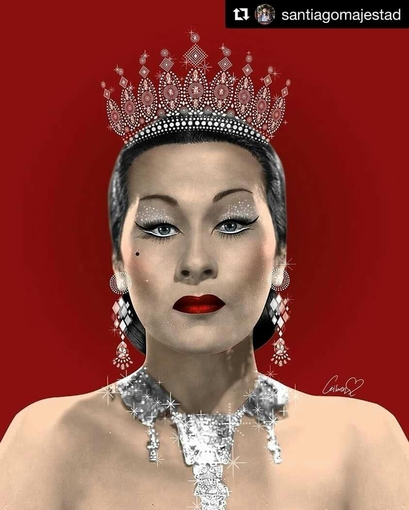 Yma Sumac !!! Icon - robogiggles   ello