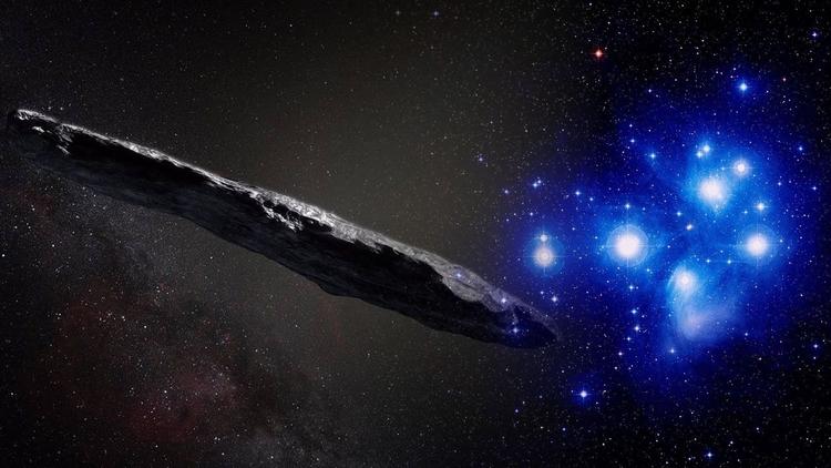 Científicos determinan Oumuamua - codigooculto | ello