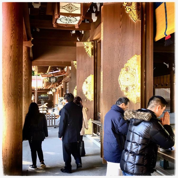 japandec2017, meijijingu, temple - willkreutz | ello