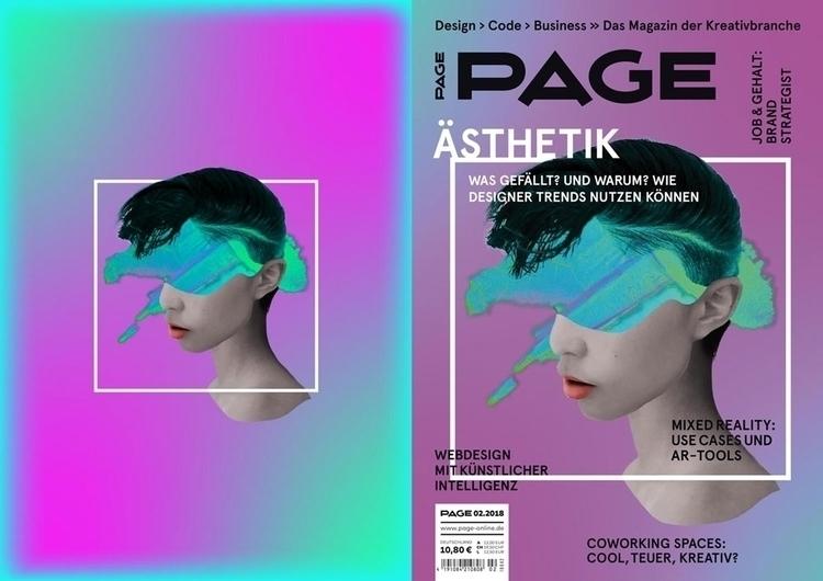 'PAGE', Hamburg-based design ma - tracyning | ello