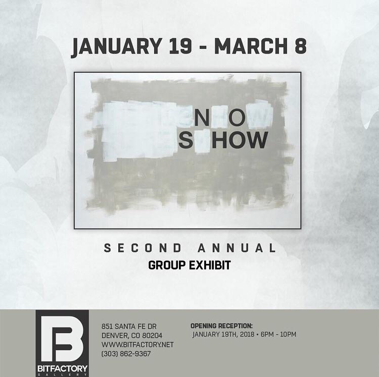 Opening reception January 19th  - bitfactory   ello