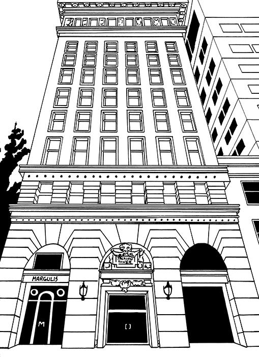 Jackson Building - illyaking | ello