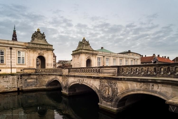 Marble Bridge - Denmark, Copenhagen - toni_ertl | ello